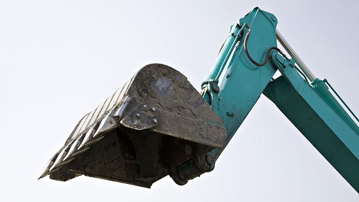 Indore: IMC demolishes illegally constructed three-storeyed house