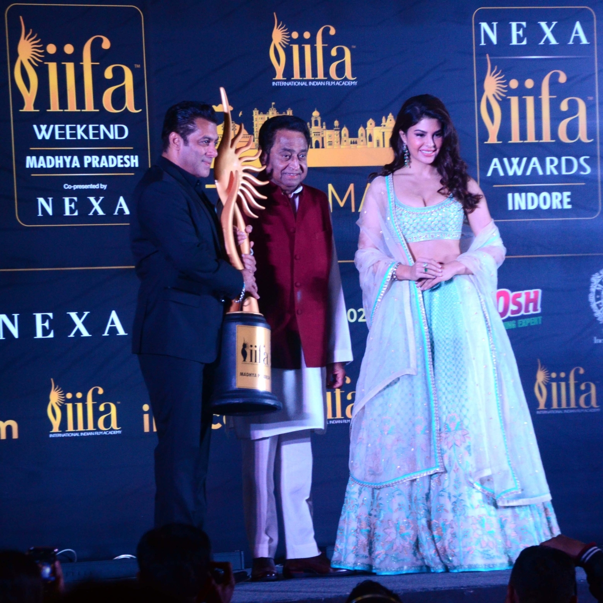 IIFA dedicated to tribal youth of Madhya Pradesh, CM Kamal Nath buys first ticket