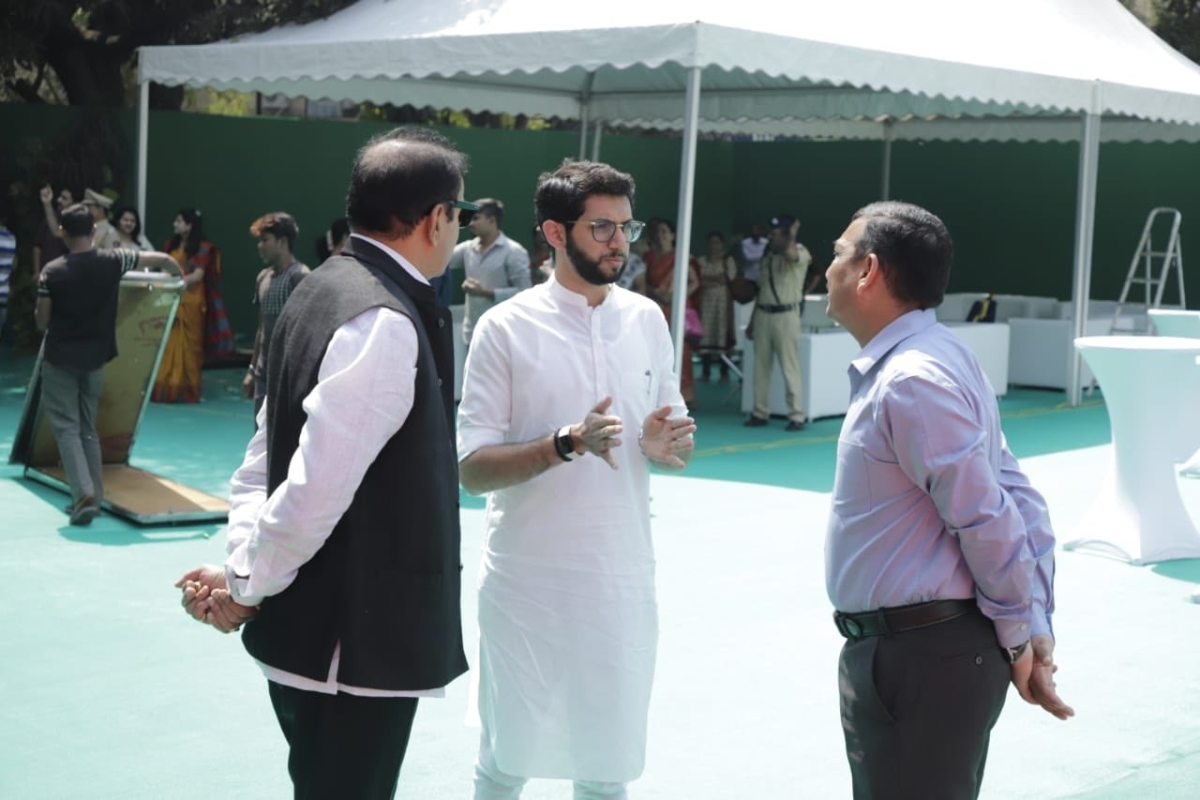 'Thankful for taking my suggestion': Aaditya Thackeray appreciates HM Anil Deshmukh and DGP Jaiswal