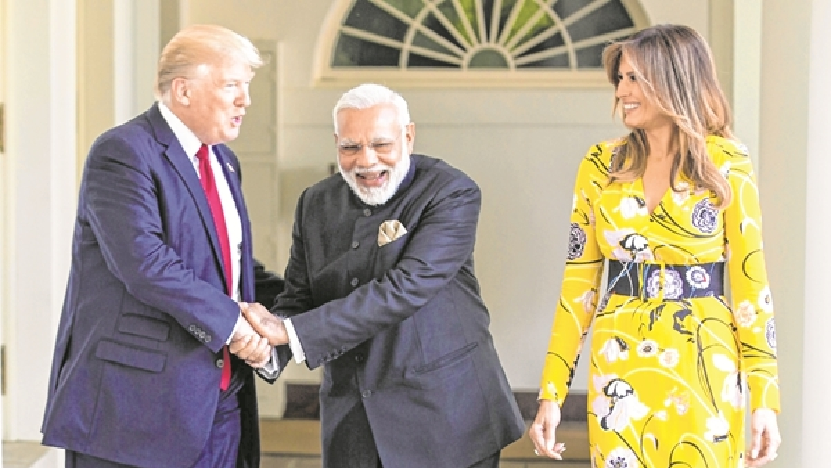 'Coming from America': Gujarat braces itself for Trumps visit