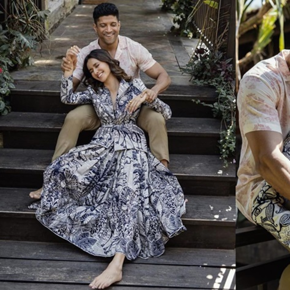 '730 not out': Farhan Akhtar wishes Shibani Dandekar on their second anniversary