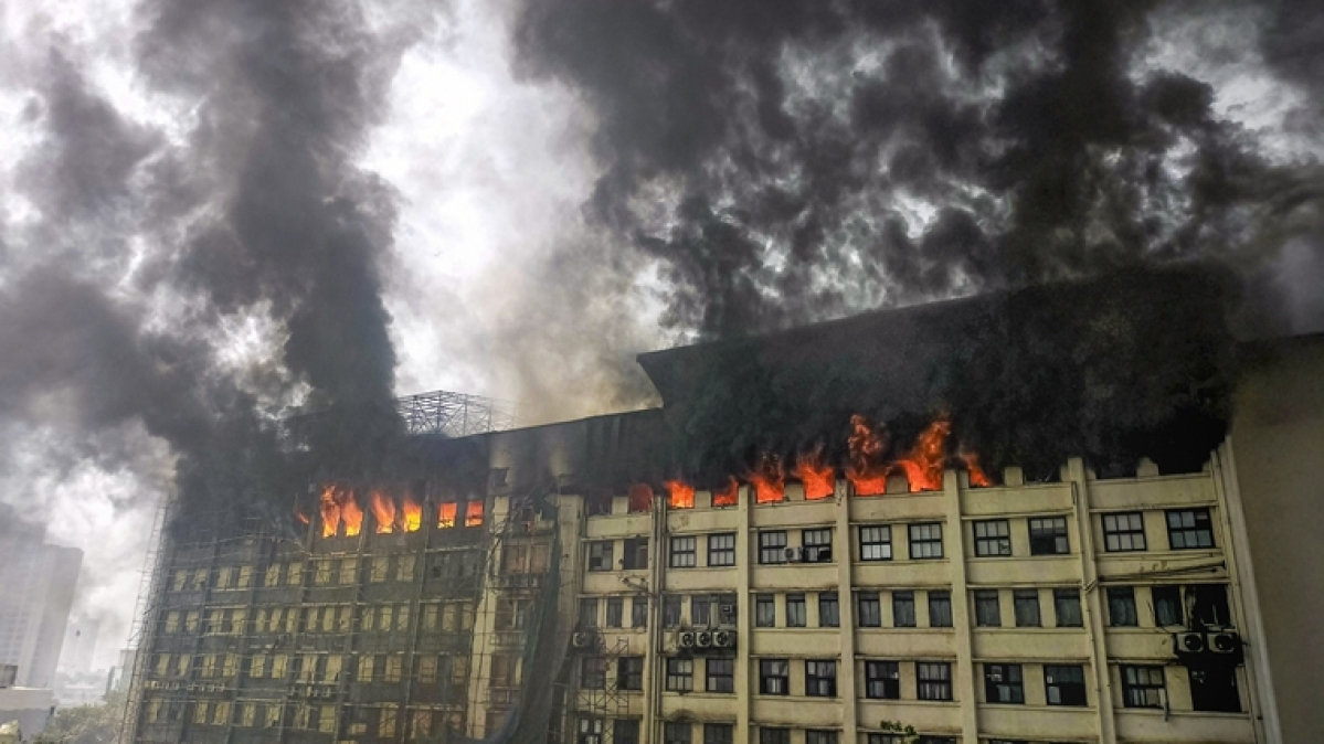 Standing committee flays BMC over Mazgaon fire