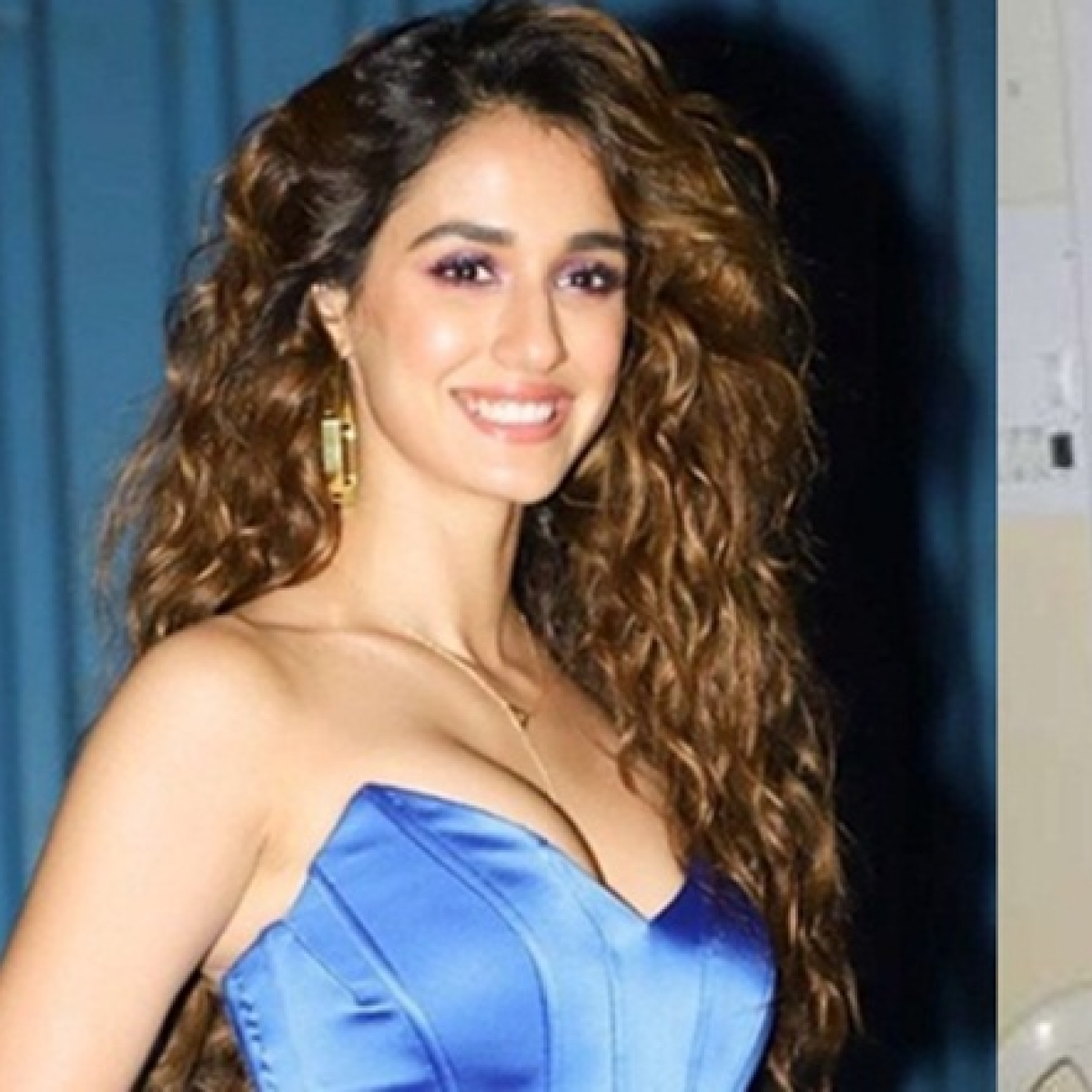 Disha Patani's picture from school days shows puberty hit her like a truck