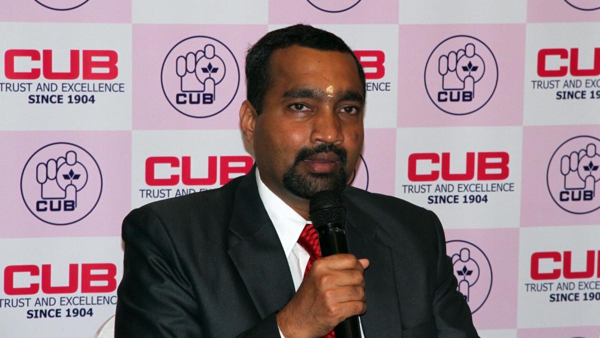 City Union Bank Q3 profit up 8% at Rs 192 cr