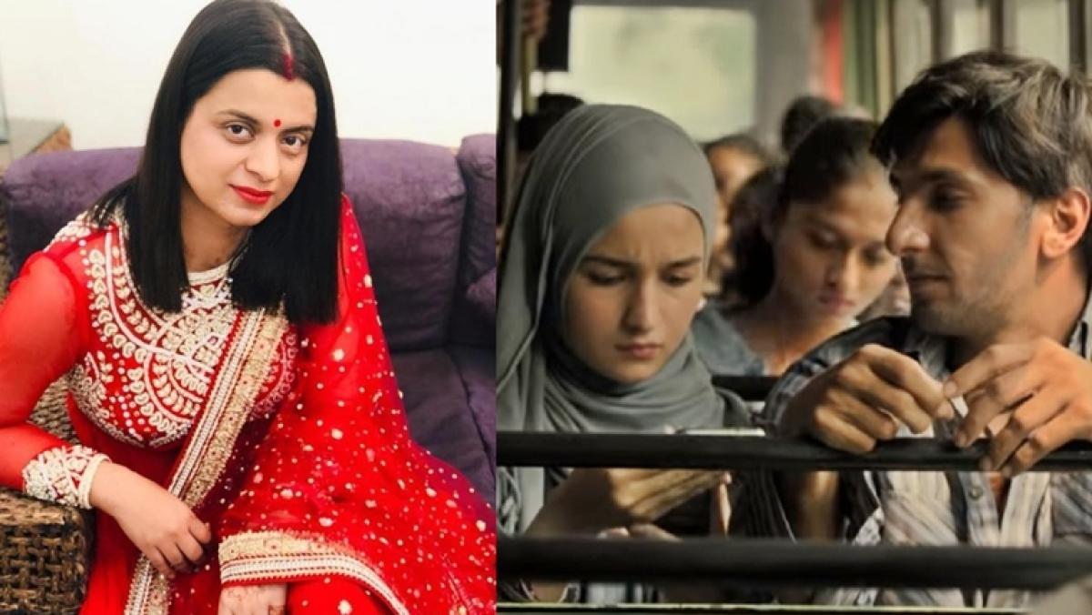 Rangoli Chandel reacts to BEST Bus used in 'Gully Boy' winning a Filmfare Award!