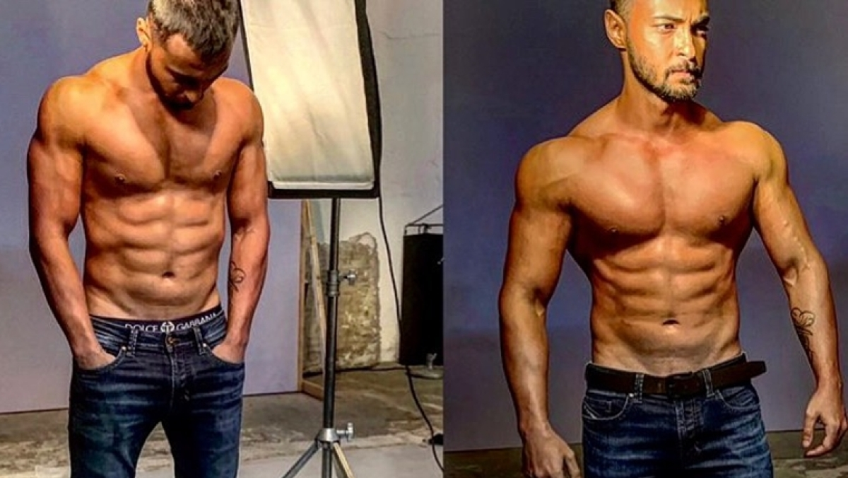 Aayush Sharma's body transformation will make you go weak in the knees