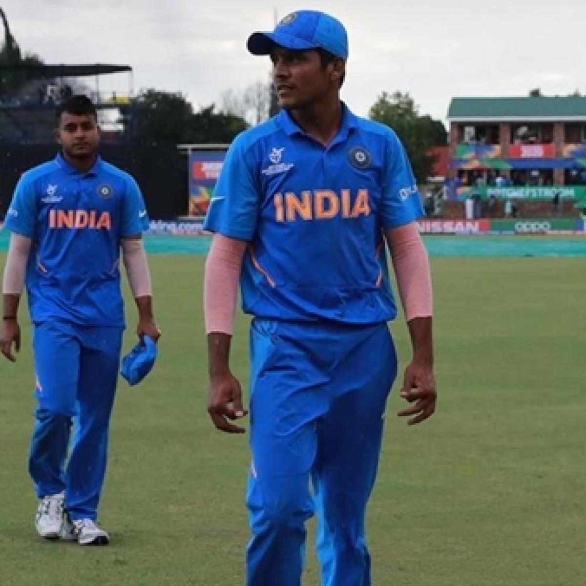 India skipper Priyam Garg says Bangladesh's reaction was 'dirty' following U-19 triumph