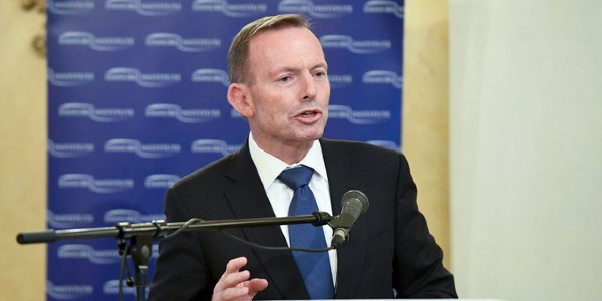 MH370 disappearance is a  mass murder-suicide : Tony Abbott