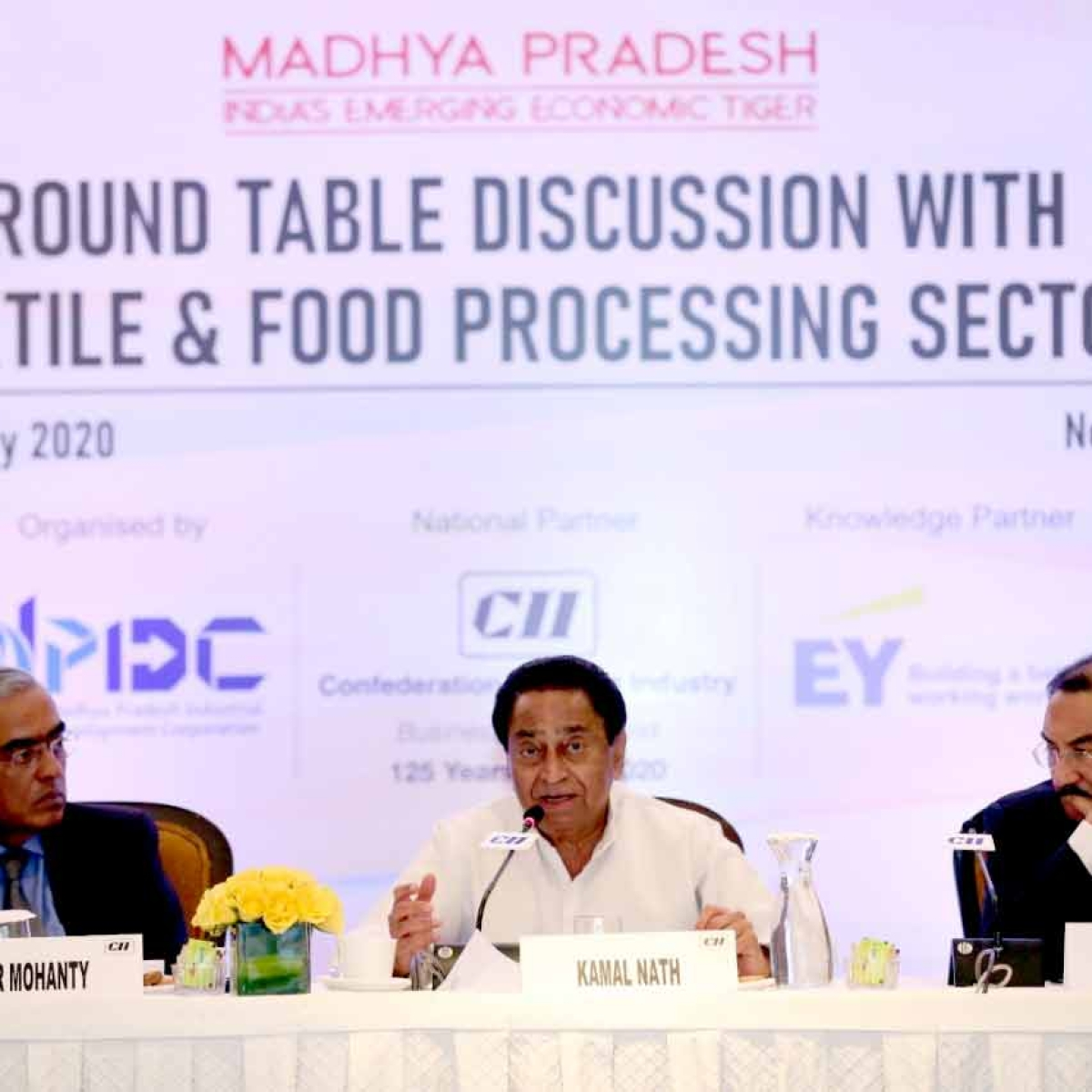 Madhya Pradesh: CM Kamal Nath brings investment worth Rs 3,250 crore in textile sector