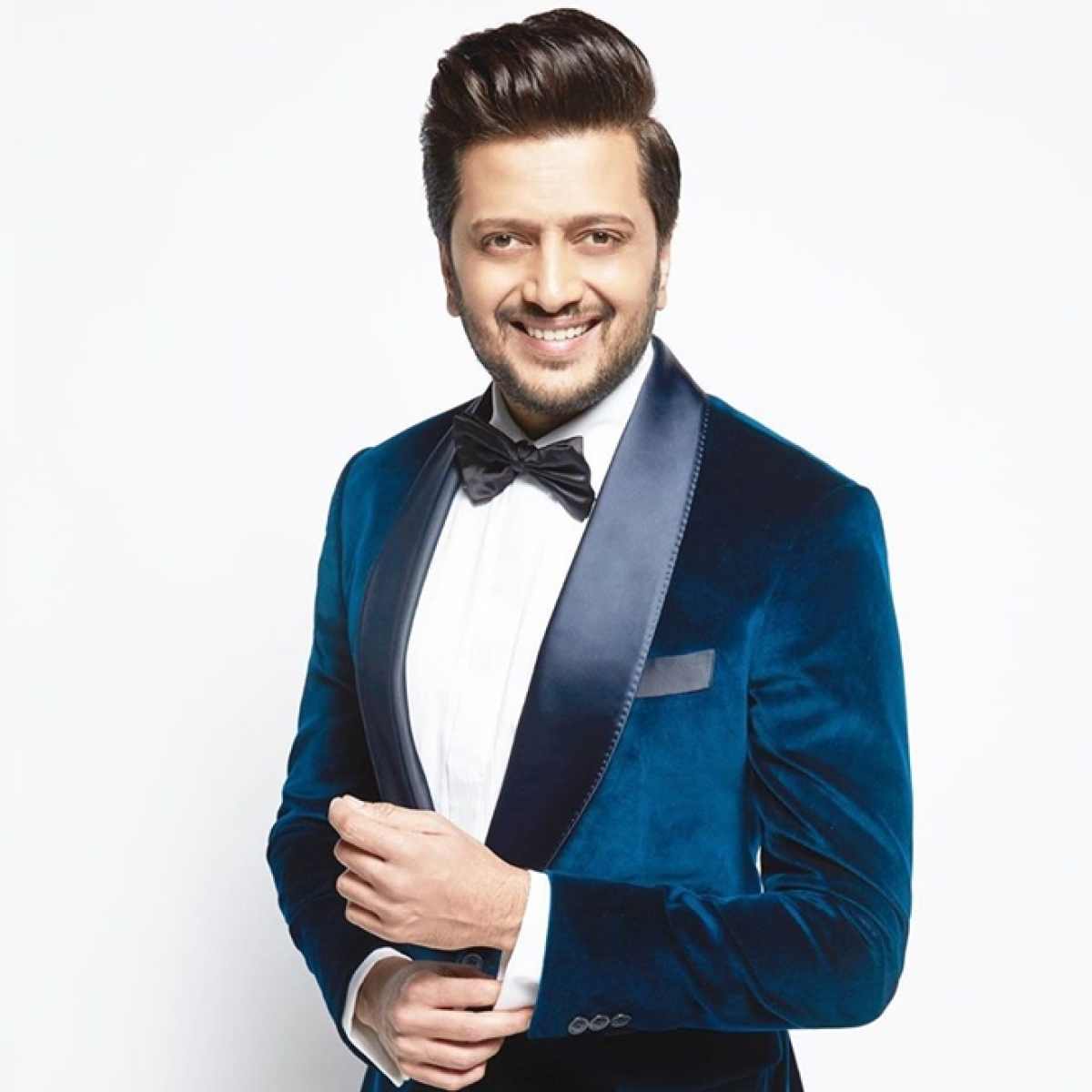 'Hope to make a biopic on my father Vilasrao Deshmukh's life': Riteish Deshmukh