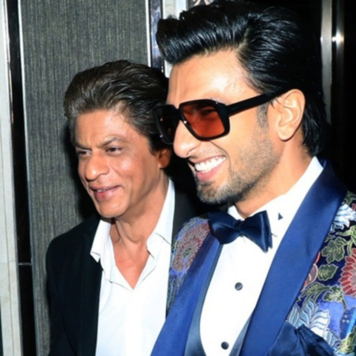 Did Shah Rukh Khan do a test shoot for 'Mogambo' with Ranveer Singh for 'Mr. India 2'?