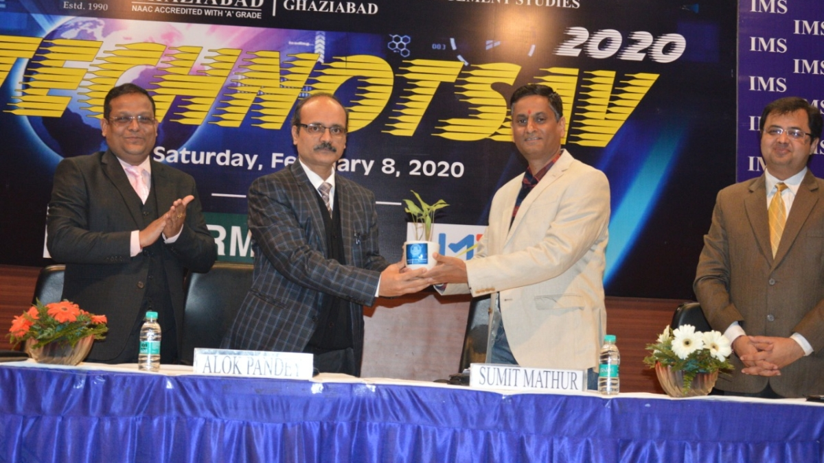 IMS Ghaziabad hosts Technotsav 2020