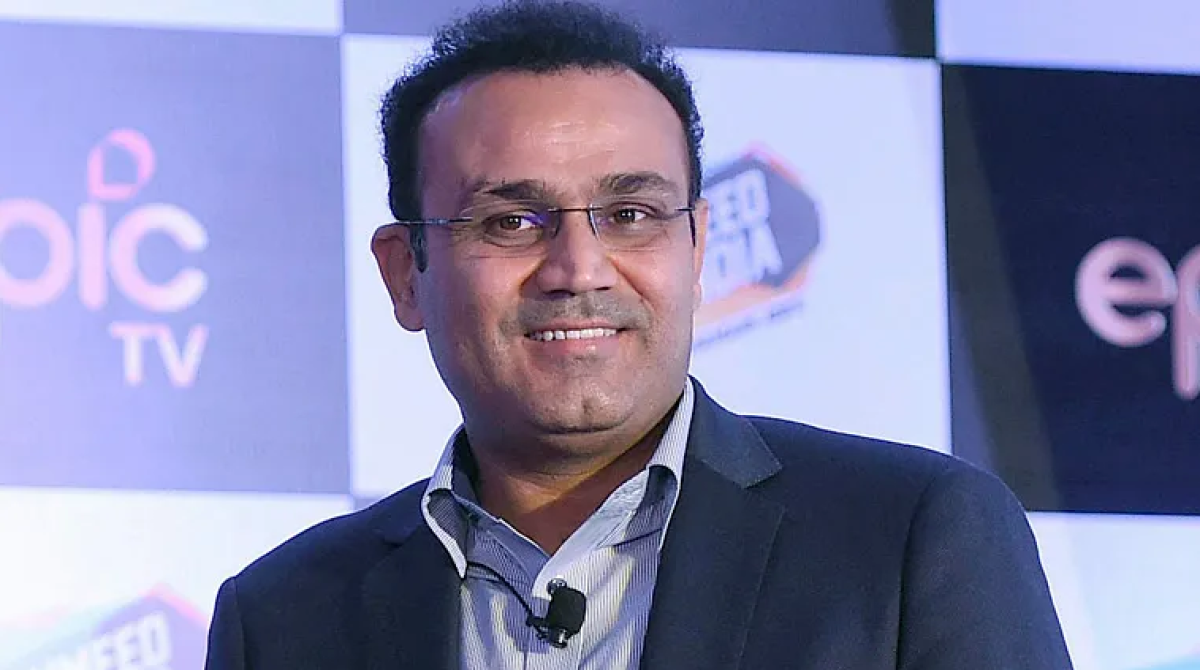 'Ab toh Aadat si hai': Virender Sehwag trolls Pak after India thrashes them by 10 wickets by at U-19 Cricket World Cup