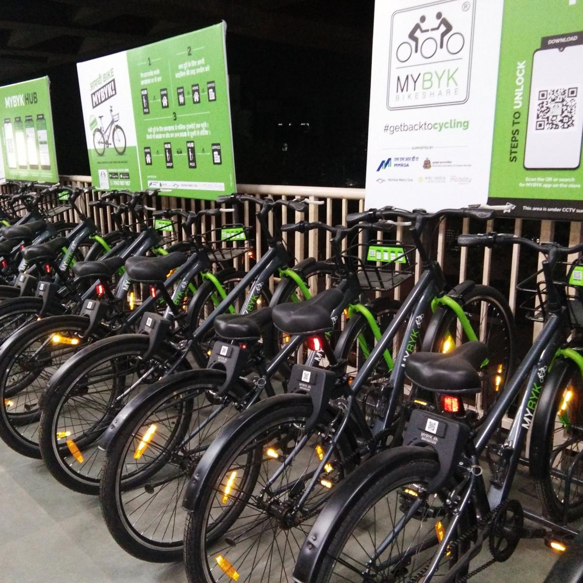 Mumbai: 'Rent a cycle' launched at Jagruti Nagar Metro station; 45 rides reported on day 1