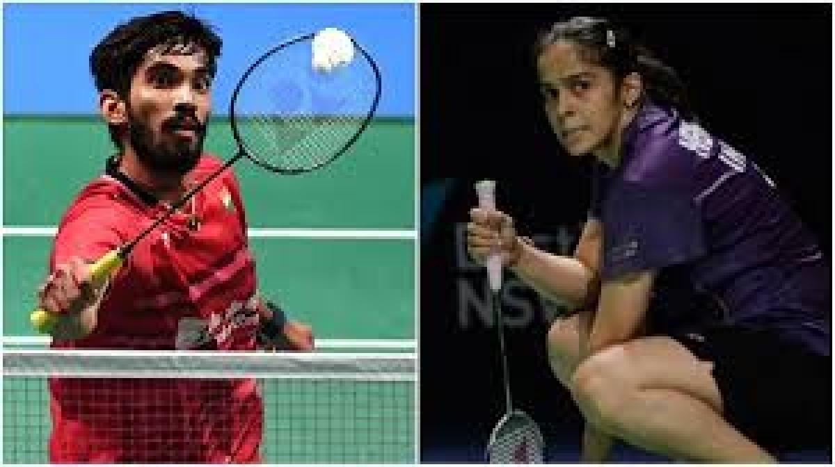 Barcelona Spain Masters: Srikanth, Saina chase Olympic berth