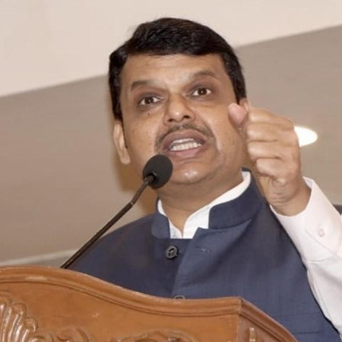 Never seen Shiv Sena so helpless, weak: Devendra Fadnavis over rejection of Savarkar resolution