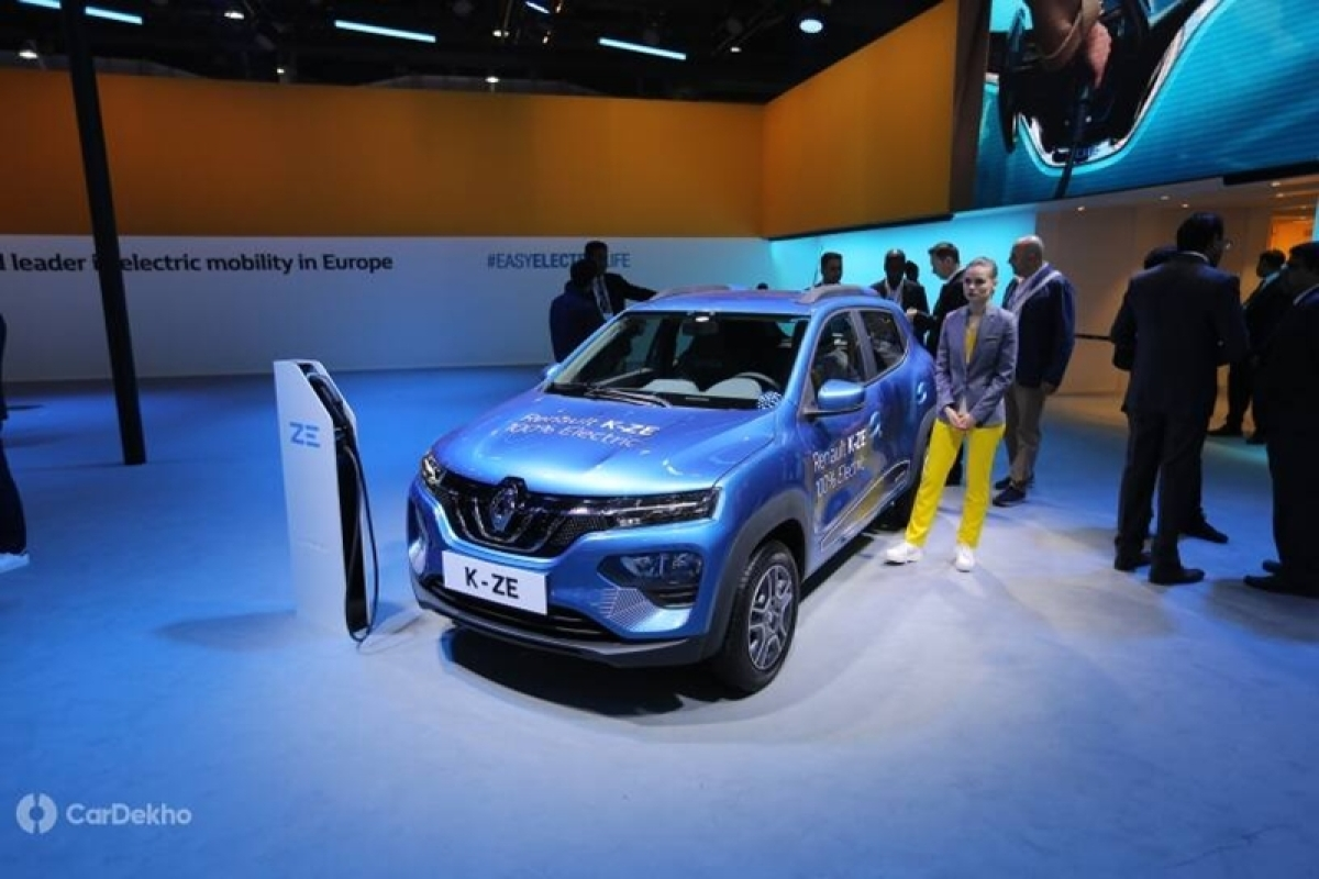 Top 10 Electric Cars From Auto Expo 2020