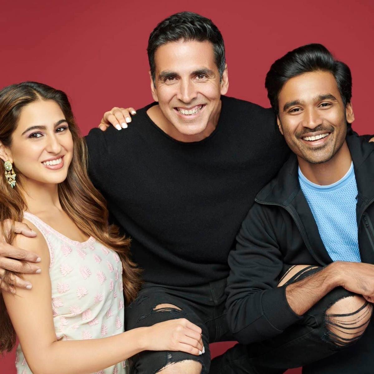 Atrangi Re: Aanand L Rai to put Akshay Kumar, Sara Ali Khan and Dhanush in an 'unseen space'