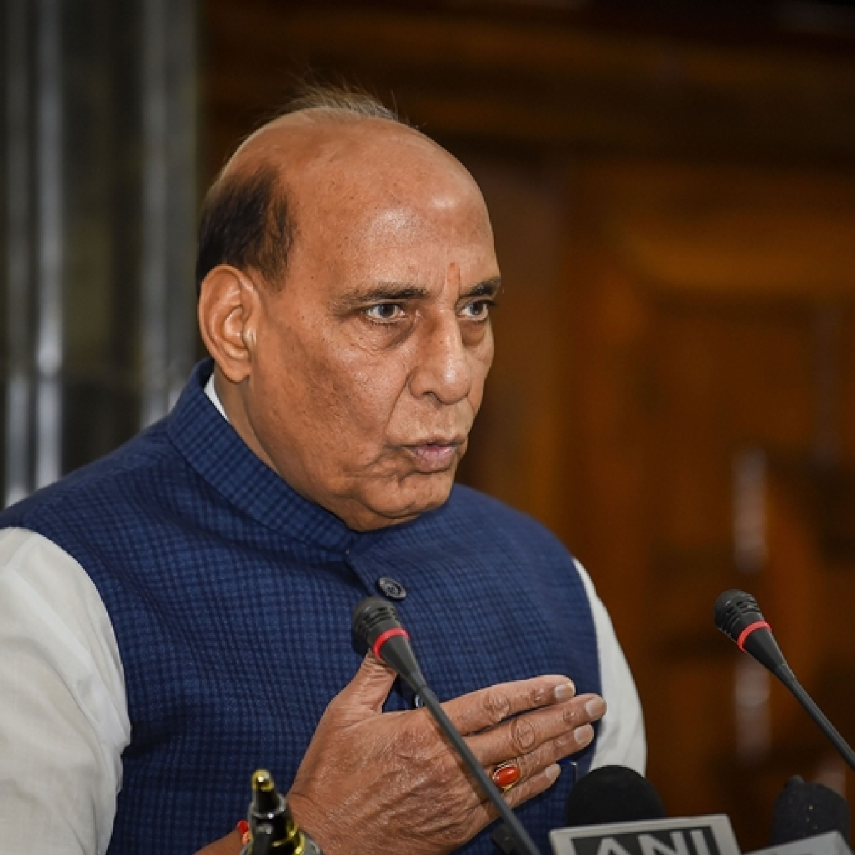 India's armed forces will not hesitate to cross border to protect country: Rajnath Singh