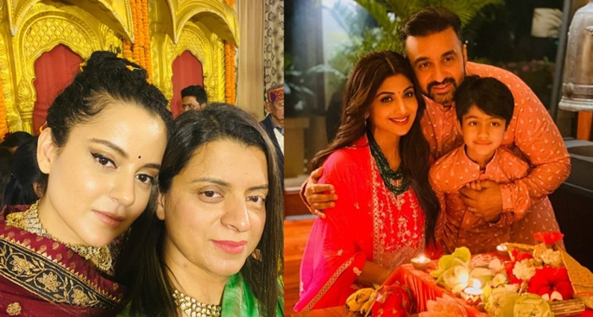 Does Rangoli have a problem with surrogacy? Slams couples for not adopting kids