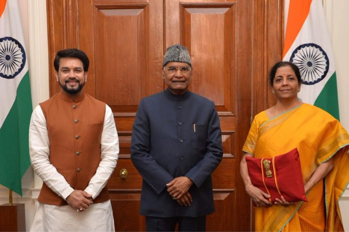 Our effort has been to bring the best for people and country, says MoS Anurag Thakur ahead of Budget session