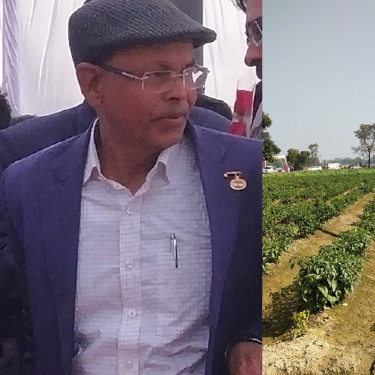 How this school dropout UP farmer earns a mind-boggling Rs 2 crore per year
