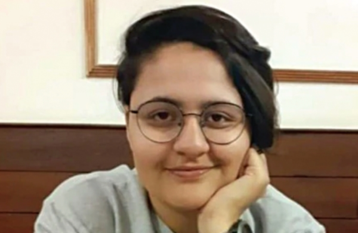 Mumbai: Sedition rap student Urvashi Chudawala gets relief from arrest