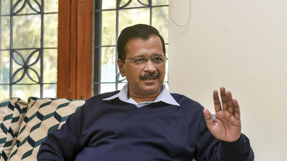 Arvind Kejriwal's tryst with Ramlila Maidan continues, to sworn-in as Delhi CM at same venue for 3rd time