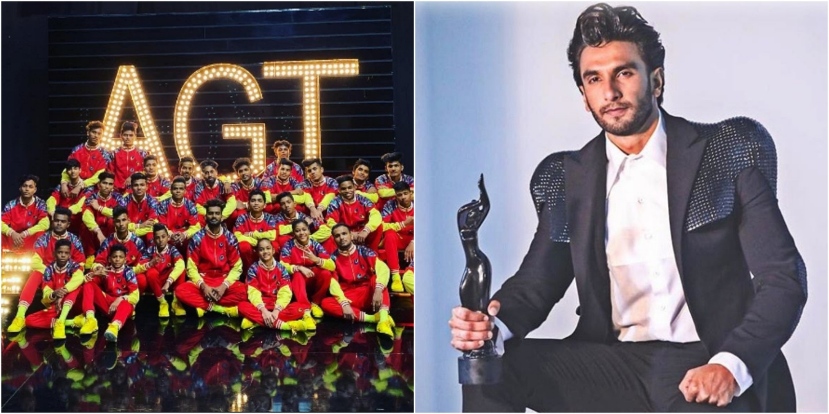 'You have won hearts of the entire nation': Ranveer Singh's message to 'America's Got Talent' finalist V Unbeatable