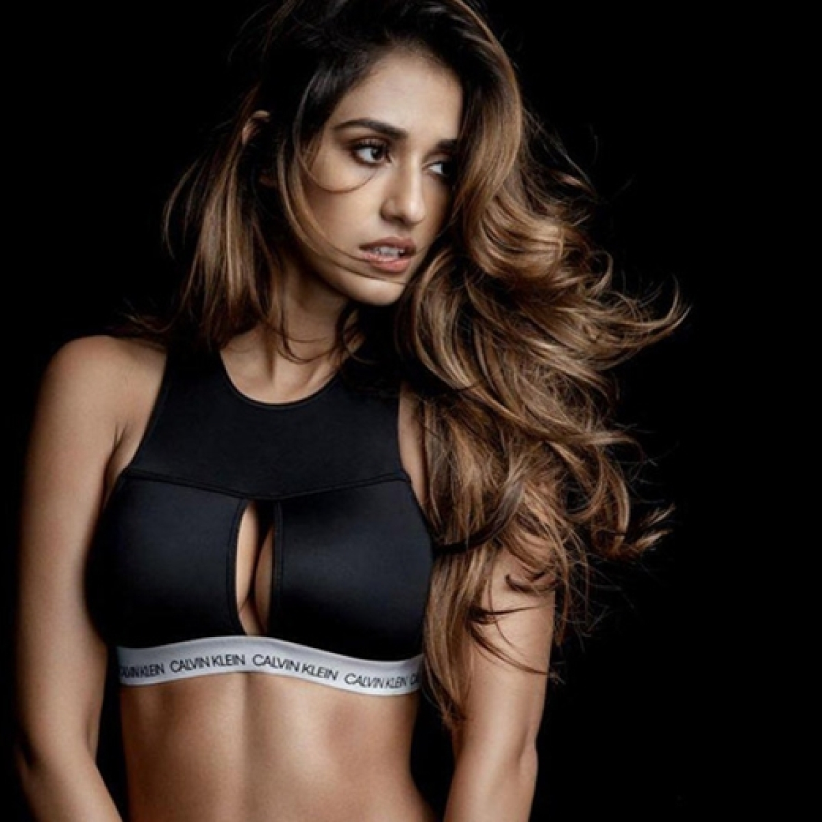 Disha Patani's power-lifts at the gym leave Tiger Shroff's family impressed