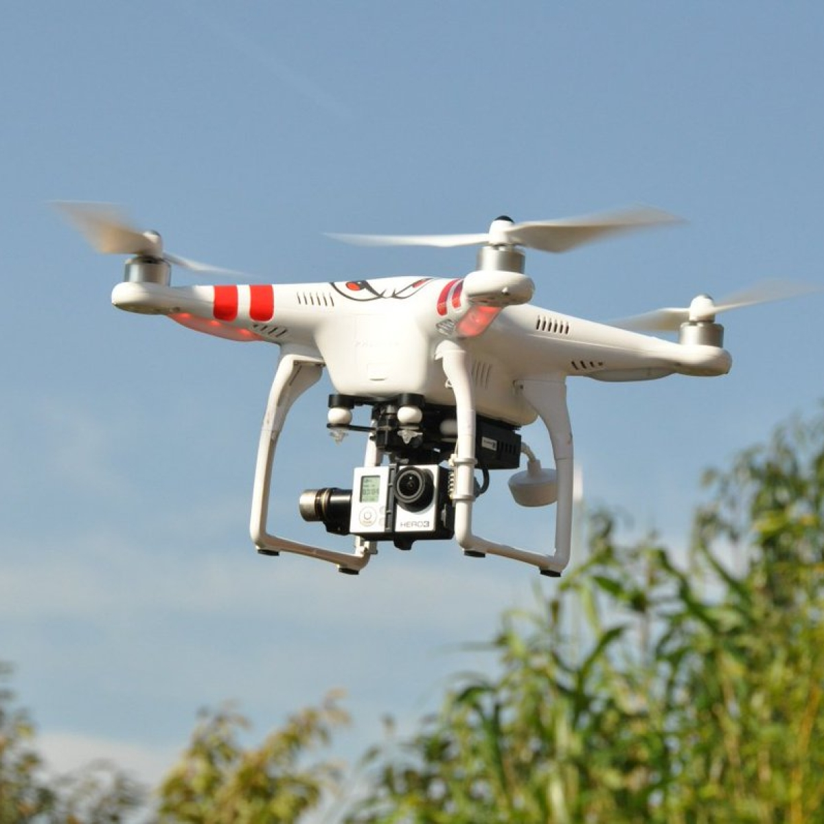 Better disaster warning system uses drones