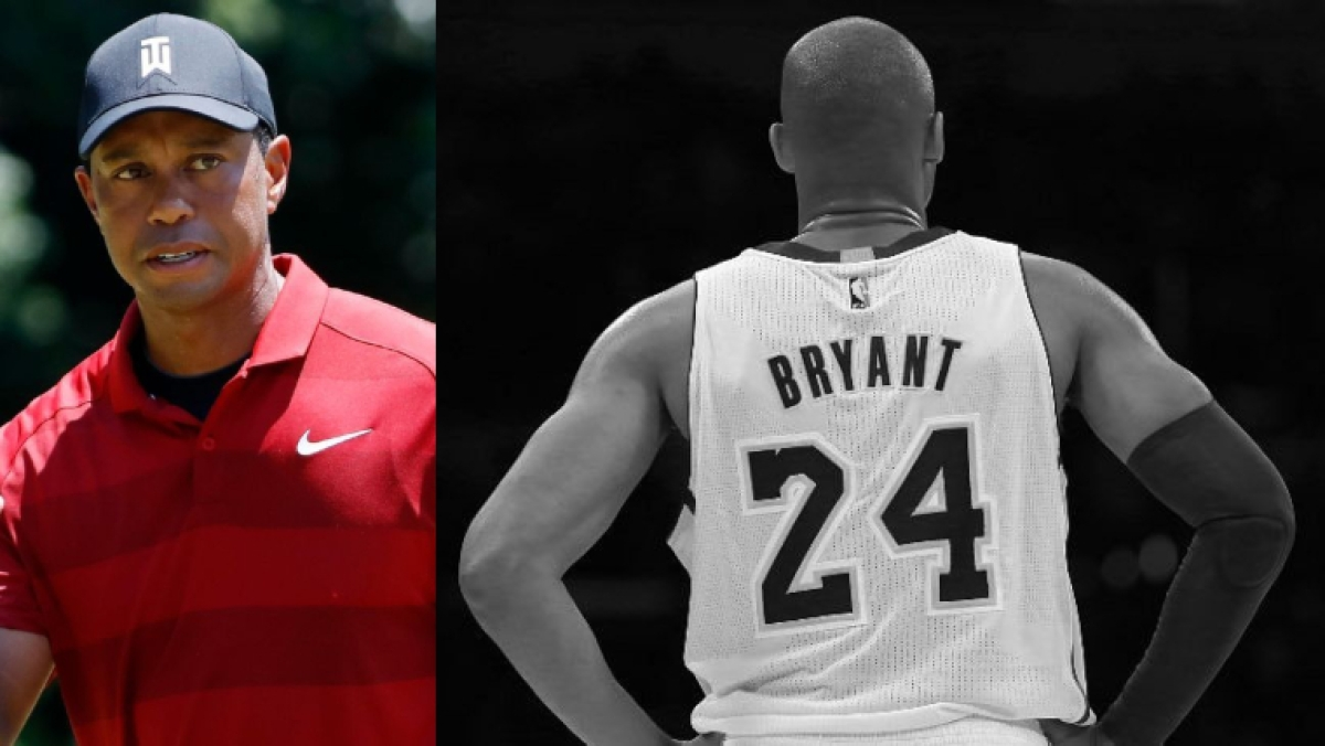 'Part of me thinks that it's not real': Golf ace Tiger Woods still not over Kobe Bryant's death