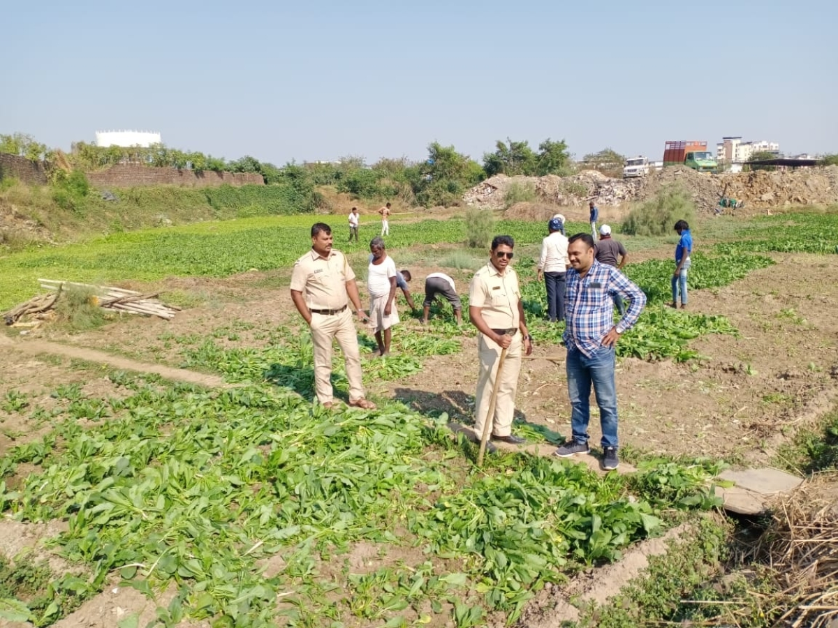 Mumbai: Farms growing vegetables with dirty water on cop radar