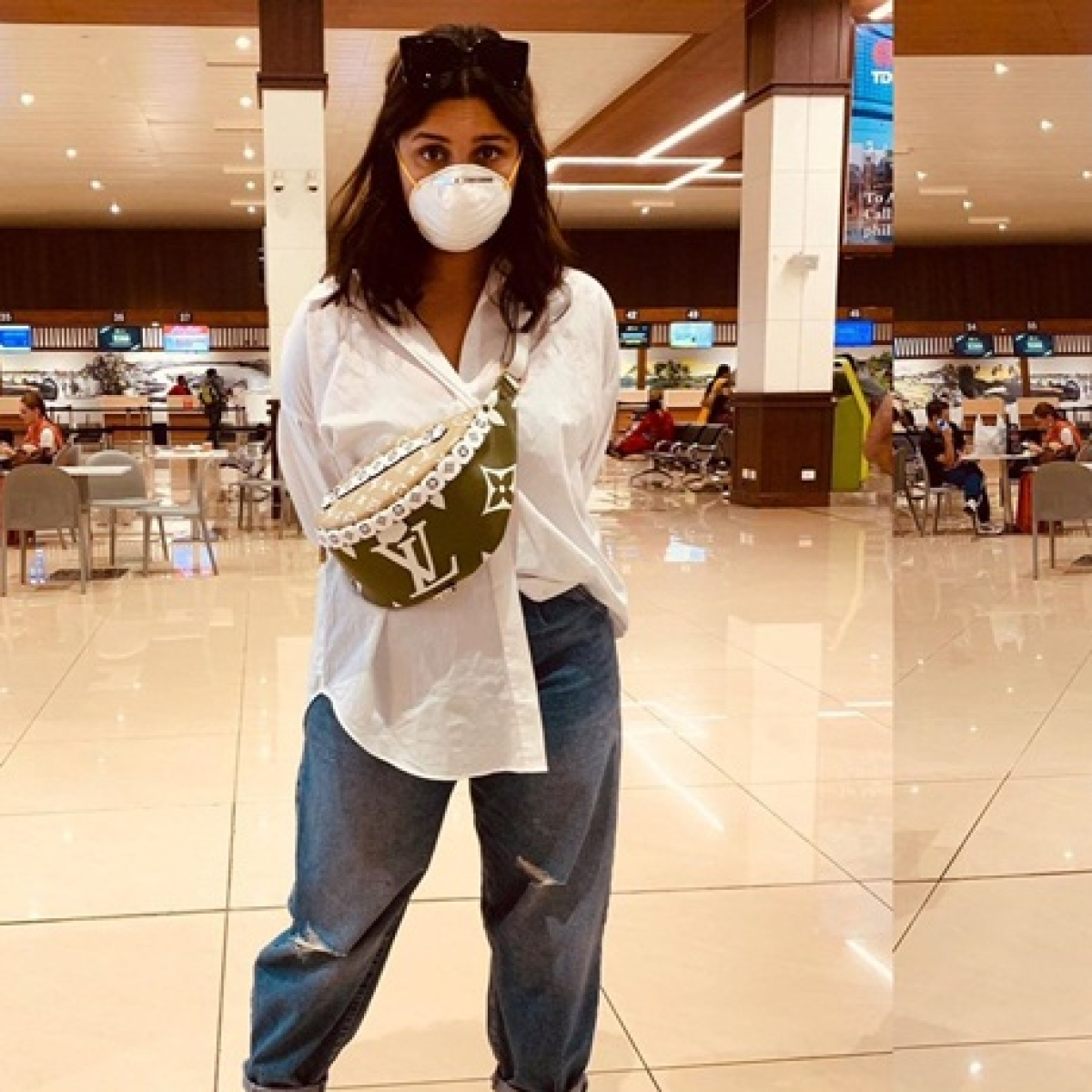 'Do it without your Louis Vuitton fanny pack': Parineeti Chopra trolled for coronavirus 'PSA'