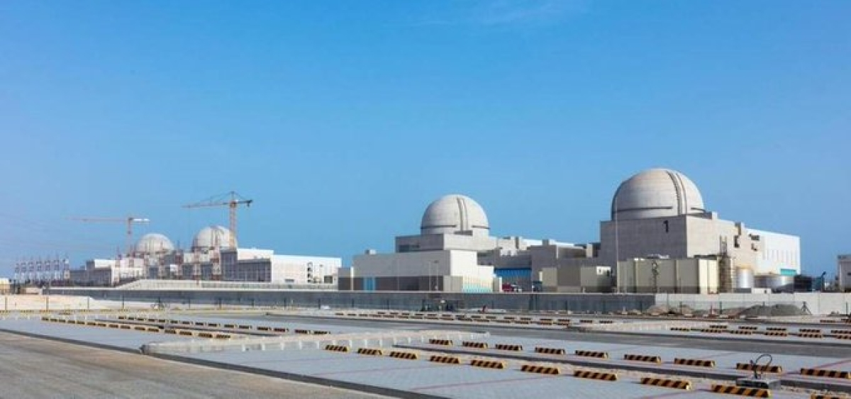 UAE gets green light to operate first Arab nuclear power plant