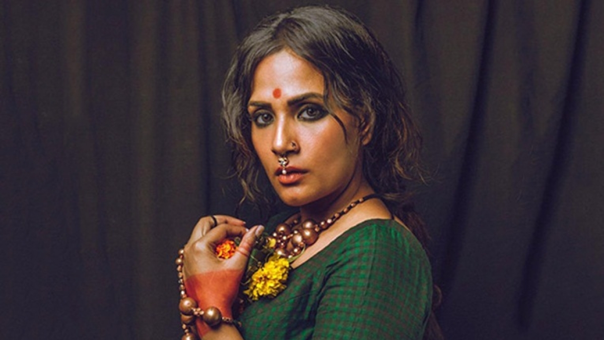 Richa Chadha shares exquisite first look from her upcoming love drama; see pic