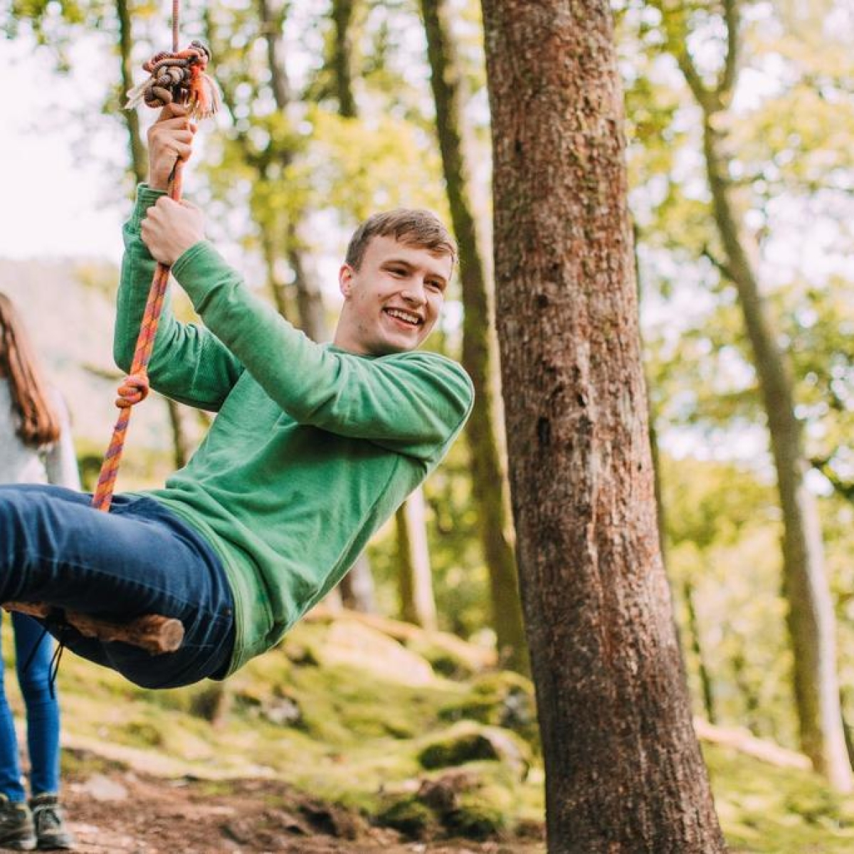 Teens, nature may help lower your exam stress