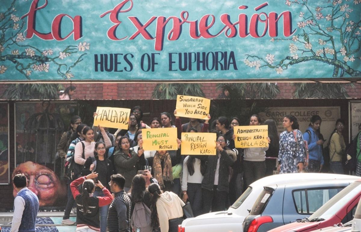 SC refuses to entertain plea on Gargi College incident, asks petitioner to approach Delhi HC