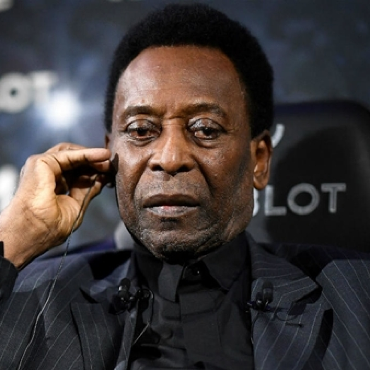 Brazilian football legend Pele says he's 'fine,' after son spoke of depression