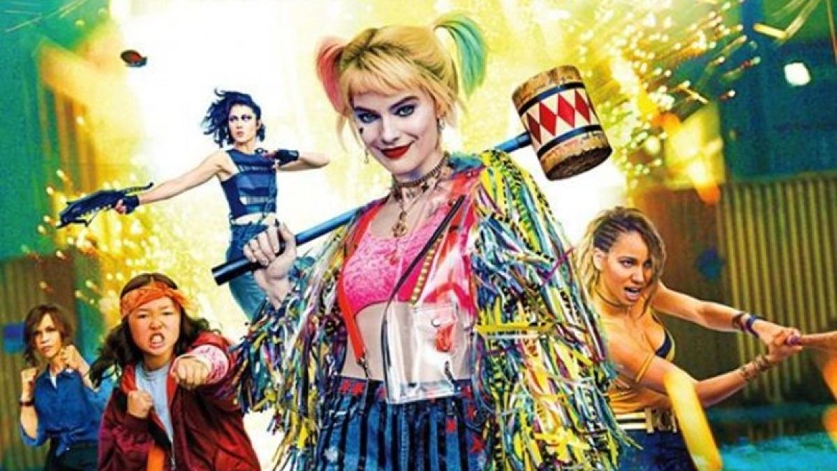 'Birds Of Prey' title tweaked after slow box office start