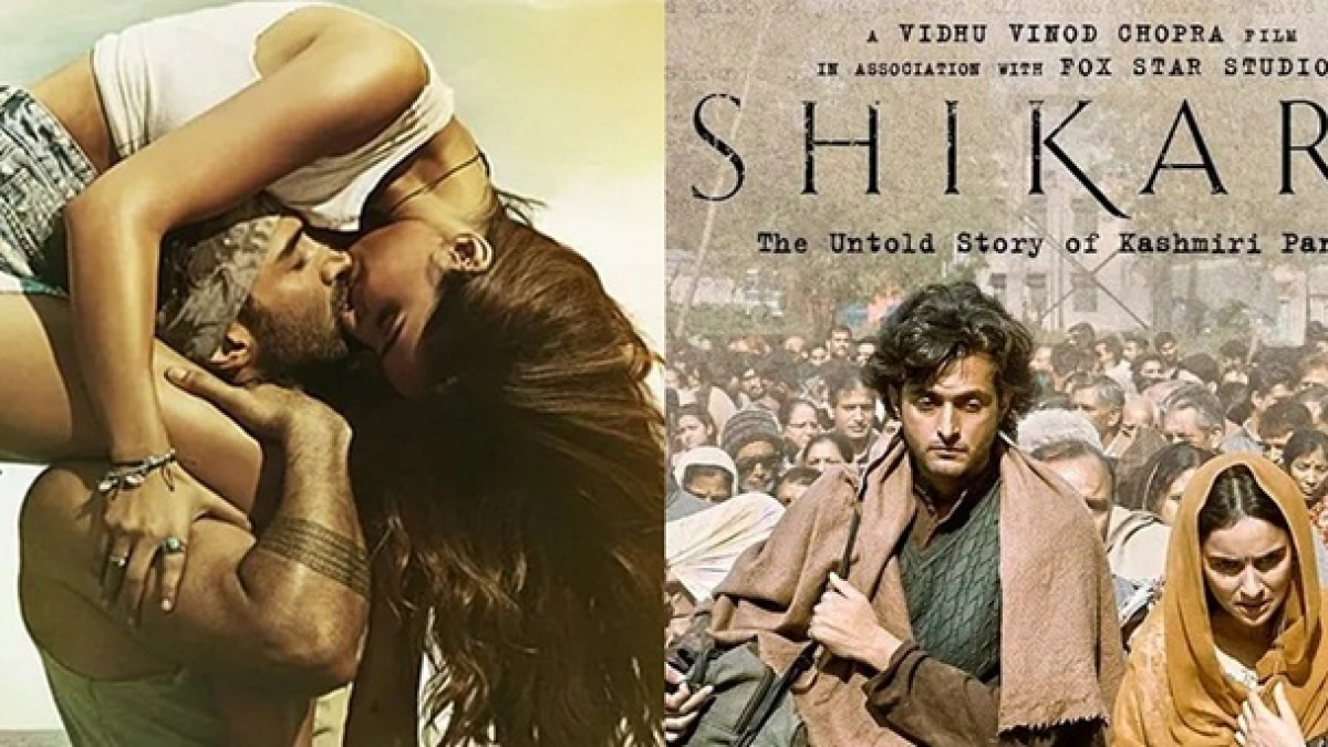 Mohit Suri's 'Malang' beats Vidhu Vinod Chopra's 'Shikara' on first weekend