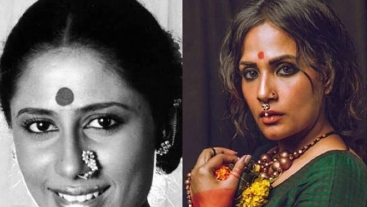 Richa Chadha or Smita Patil? The resemblance is uncanny in this post
