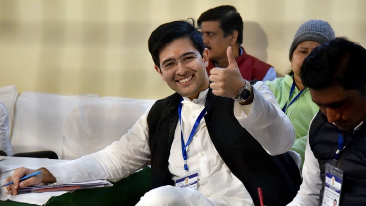 Delhi Election Results 2020: AAP's Raghav Chadha wins from Rajinder Nagar by over 20,000 votes