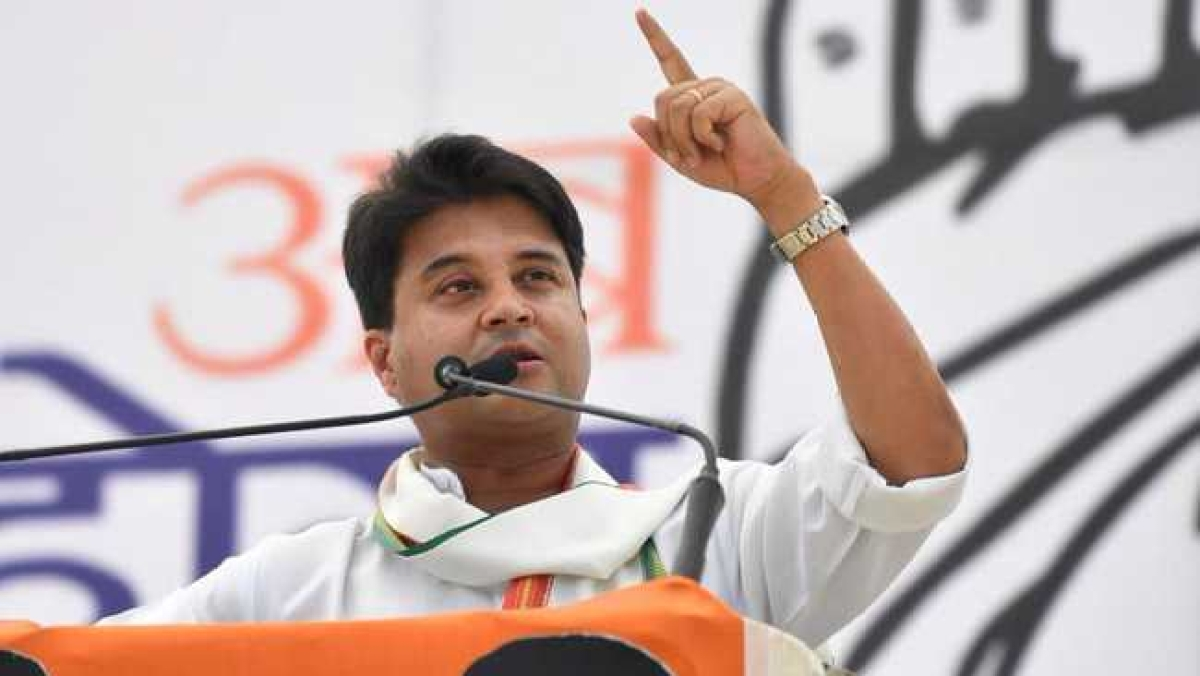 Jyotiraditya Scindia: A prominent Congress leader who has decided to move on