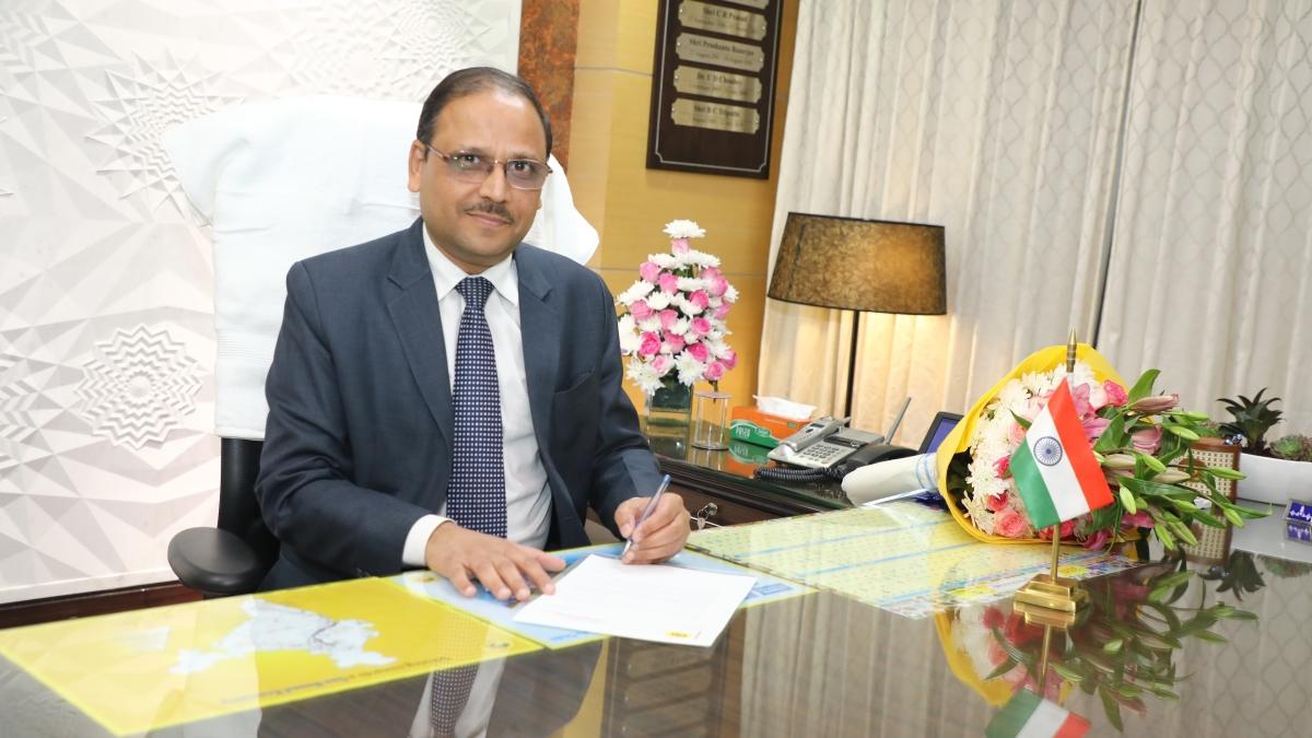 Manoj Jain takes charge as Chairman & Managing Director, GAIL