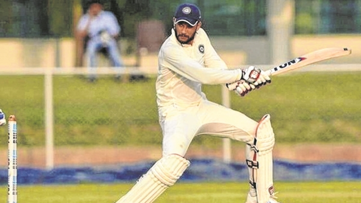 Ranji Trophy: Sheldon Jackson rescue act puts Saurashtra on the verge of first-inning lead over Mumbai