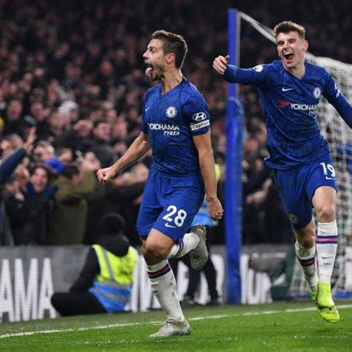 Premier League: Chelsea's Olivier Giroud, Marcos Alonso prove gaffer Lampard's selection right against Tottenham