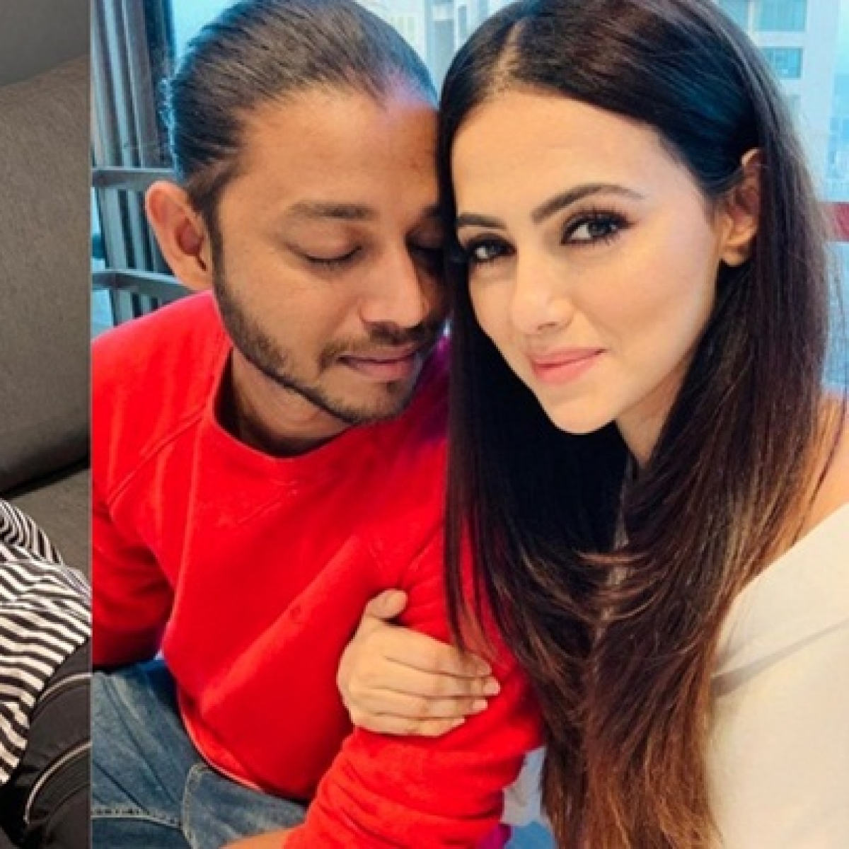 Did Sana Khan break up with choreographer Melvin Louis over cheating scandal?