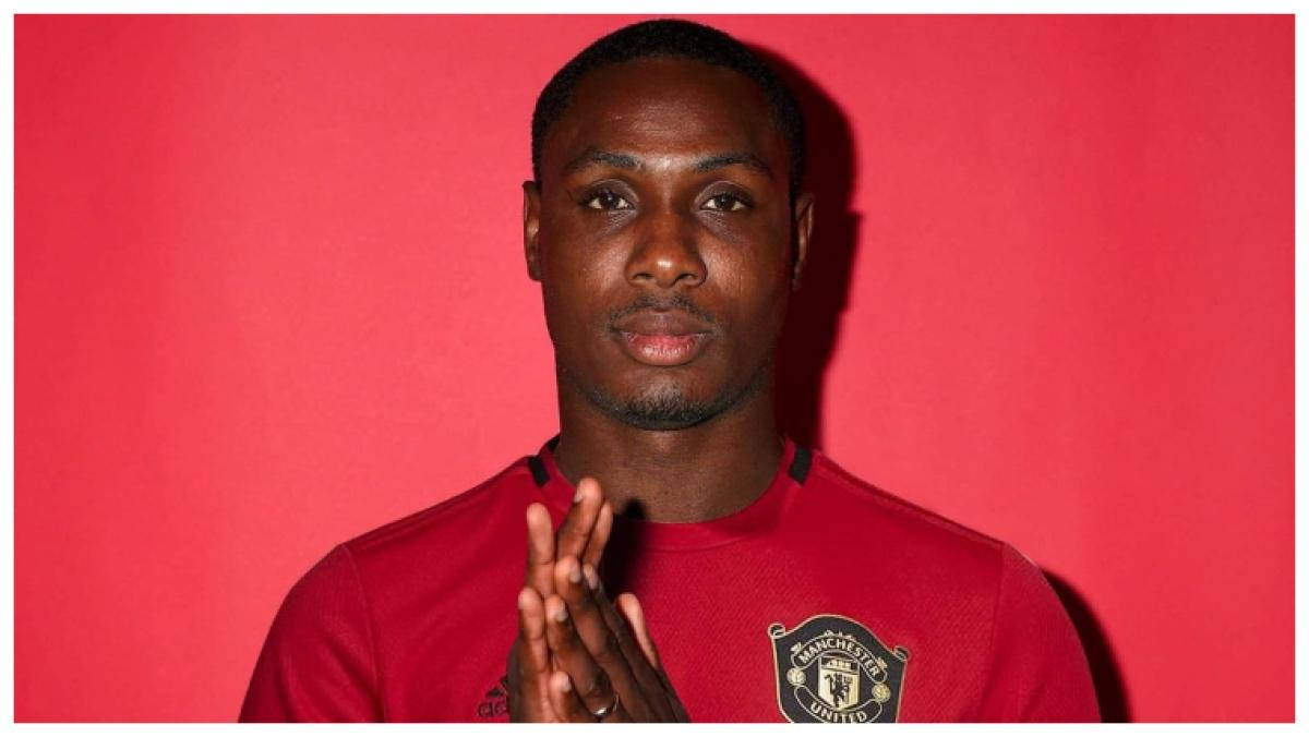 Bad luck: Odion Ighalo banned from Man Utd's Carrington training base over coronavirus fears