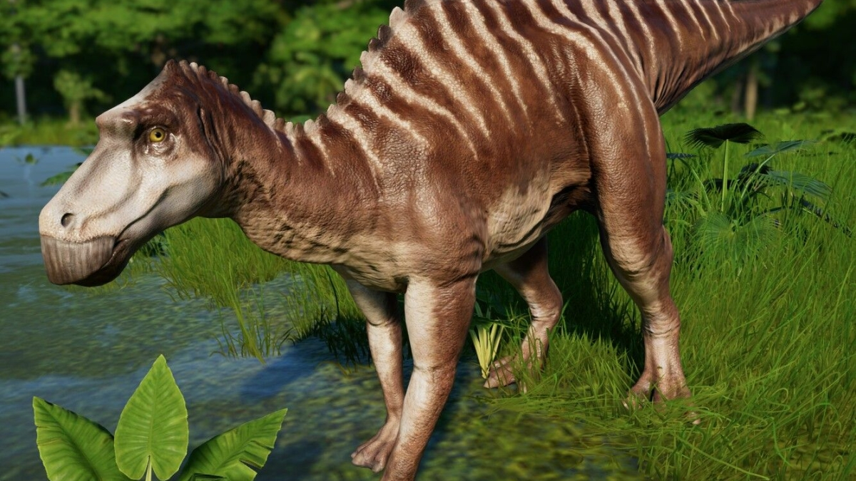 Dinosaurs may have regulated their own body temperatures